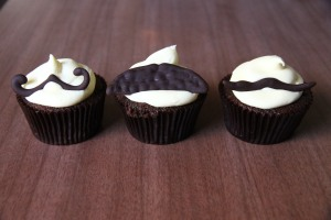 Choc-beet Mo-Cakes.