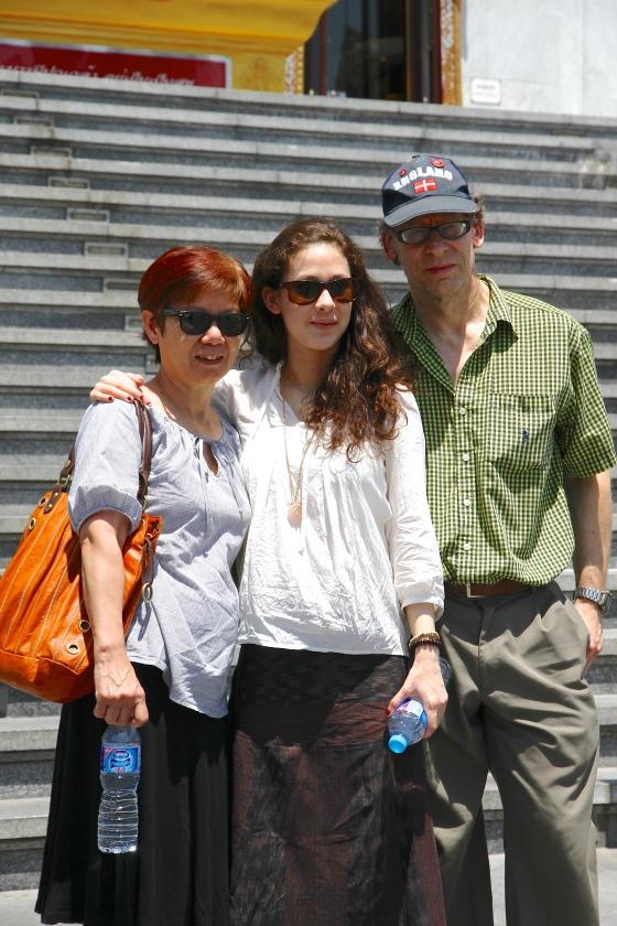 Sawanee, Alyssa, John