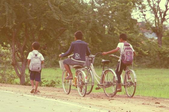 Bicyclesaglow