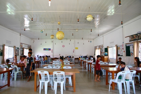 Place of Refuge School