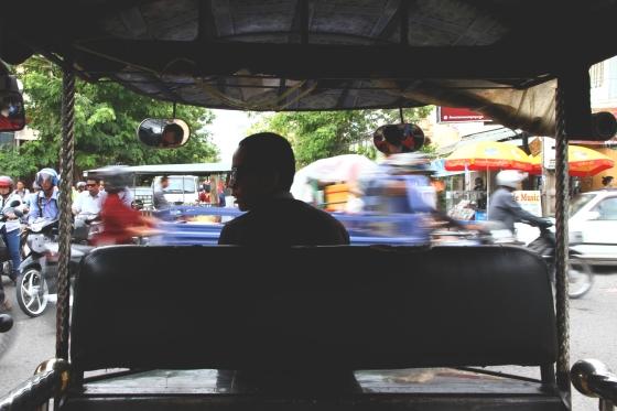 PhnomPenh.Tuktuk