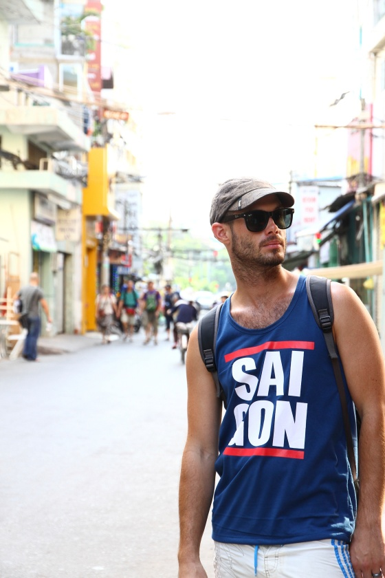Breno in Saigon