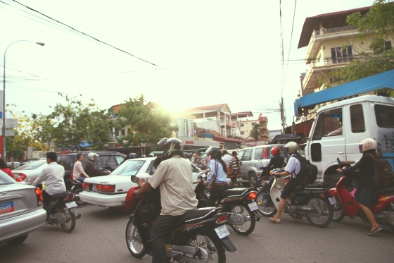 PhnomPenh.rushhour