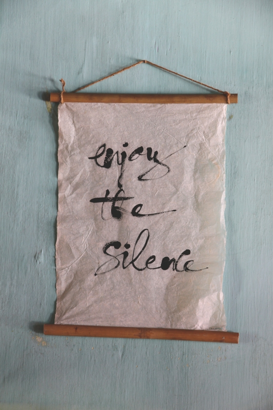 EnjoytheSilence