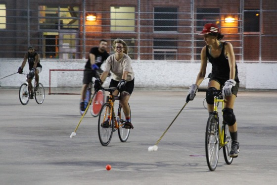 BicyclePolo