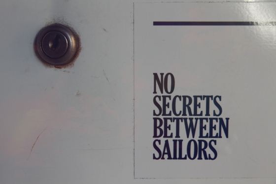NoSecretsBetweenSailors