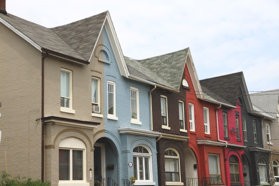 Toronto.ColoredHouses