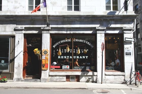 Boucherie.Montreal