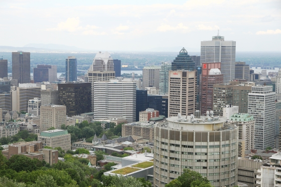Montreal.Downtown