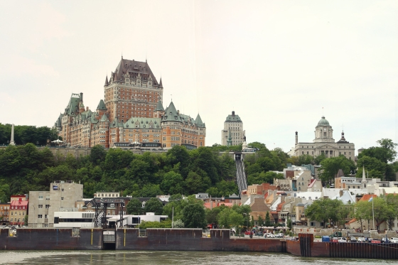 ChateauFrontenacQuebecCity