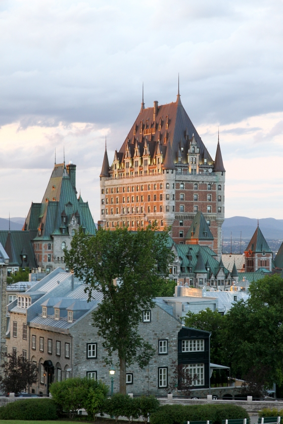 QuebecCitySunset2